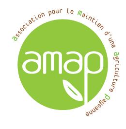 Logo Association pour le Maintien d'une Agriculture Paysanne