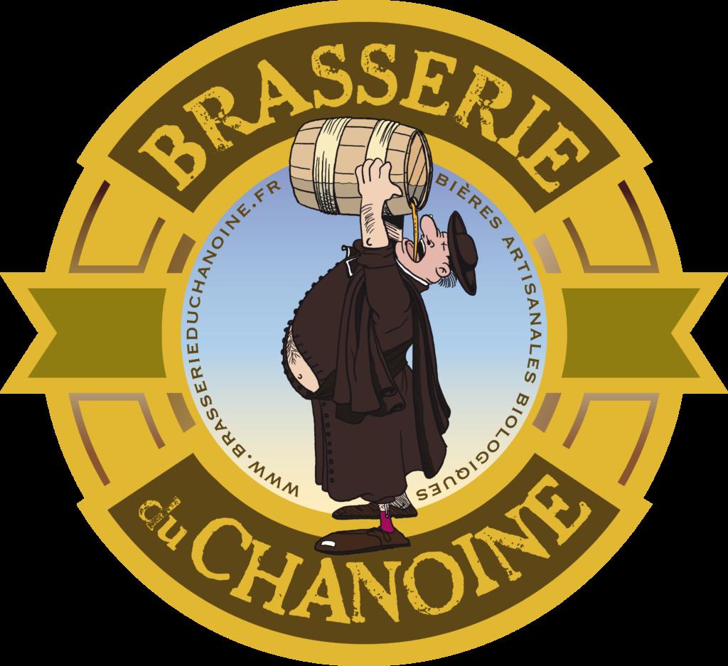 Brasserie du chanoine Hautefort Logo